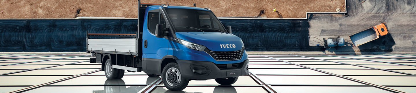 Das neue IVECO Daily Fahrgestell MY2019